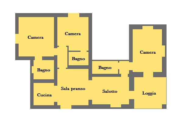 appartamento il Campo