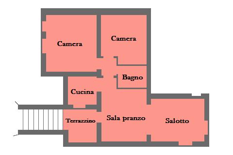 appartamento la Scala