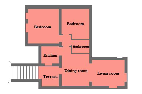 apartament Scala